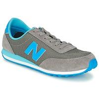 Boty Nízké tenisky New Balance UL410 Šedá