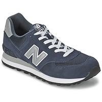 Boty Nízké tenisky New Balance M574 Tmavě modrá