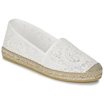 Boty Ženy Espadrilky  Nome Footwear FRANCIO Bílá