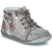 Boty Dívčí Kotníkové boty GBB ROSEMARIE Stříbrná