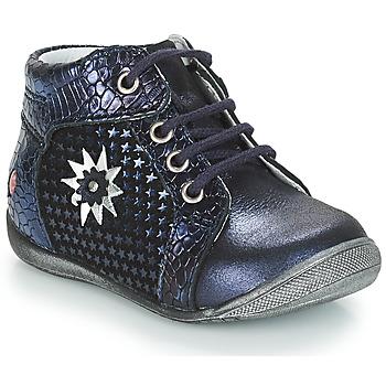Boty Dívčí Kotníkové boty GBB RESTITUDE Modrá
