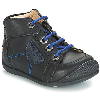 Boty Chlapecké Kotníkové boty GBB RACINE Černá