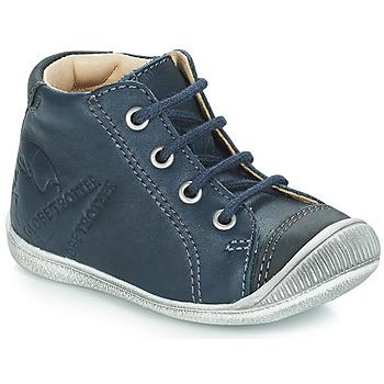 Boty Chlapecké Kotníkové boty GBB NOE Modrá