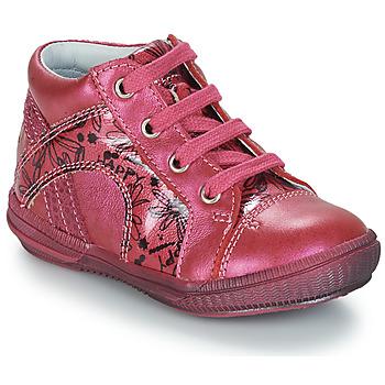 Boty Dívčí Kotníkové boty GBB ROSETTA Růžová
