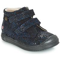 Boty Dívčí Kotníkové boty GBB RACHEL Tmavě modrá