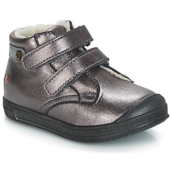 Boty Dívčí Kotníkové boty GBB RACHEL Fialová
