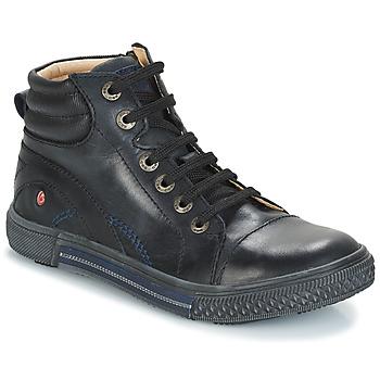 Boty Chlapecké Kotníkové boty GBB RALPH Černá