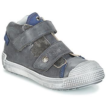 Boty Chlapecké Kotníkové boty GBB ROMULUS Šedá-modrá