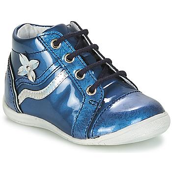 Boty Dívčí Kotníkové boty GBB SHINA Modrá