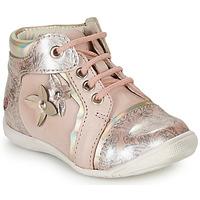 Boty Dívčí Kotníkové boty GBB SONIA Růžová