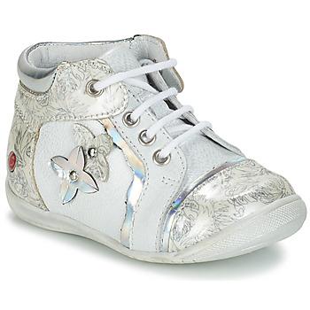 Boty Dívčí Kotníkové boty GBB SONIA Perleť - potisk