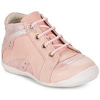 Boty Dívčí Kotníkové boty GBB SOPHIE Růžová