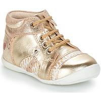 Boty Dívčí Kotníkové boty GBB STELLA Zlatá