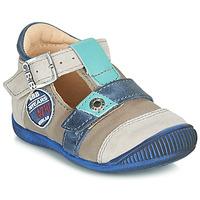 Boty Chlapecké Sandály GBB STANISLAS Modrá