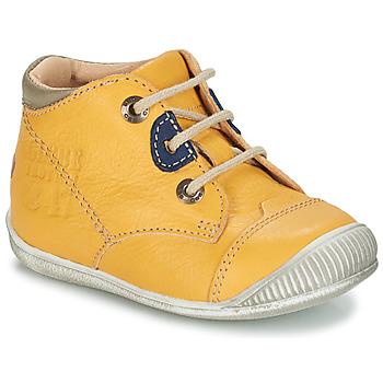 Boty Chlapecké Kotníkové boty GBB SAMUEL Žlutá
