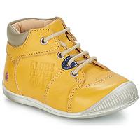 Boty Chlapecké Kotníkové boty GBB SIMEON Žlutá