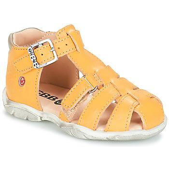 Boty Chlapecké Sandály GBB PRIGENT Žlutá