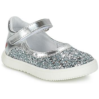 Boty Dívčí Kotníkové boty GBB SAKURA Stříbřitá