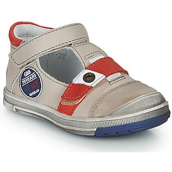 Boty Chlapecké Sandály GBB SOREL Béžová-červená