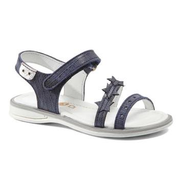 Boty Dívčí Sandály GBB SWAN Tmavě modrá