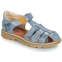 Boty Chlapecké Sandály GBB PATERNE Modrá