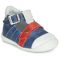 Boty Chlapecké Sandály Catimini SESAME Modrá / Červená