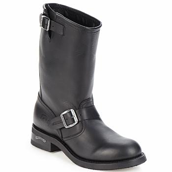 Kotnikove boty Sendra boots OWEN Černá 350x350