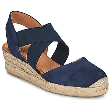 Boty Ženy Sandály Unisa CELE Tmavě modrá