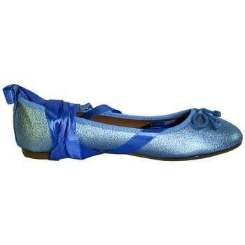 Boty Ženy Baleríny  Comer DÁMSKE MODRÉ BALERÍNY BALLERINA modrá