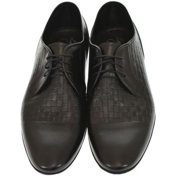 Boty Muži Šněrovací společenská obuv Basso Lavagio PÁNSKE ČIERNE POLTOPÁNKY MARTEL čierna