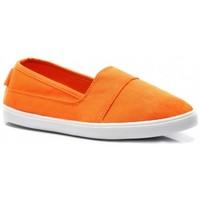 Boty Ženy Nízké tenisky Vices Jednoduché oranžové dásmké slip on