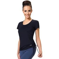 Textil Ženy Trička s krátkým rukávem Winner Fitness tričko Dominika II black