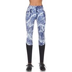 Textil Ženy Legíny Bas Bleu Fitness legíny Trixi