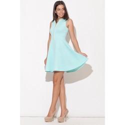 Textil Ženy Šaty Katrus Dámské šaty K098 mint