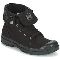 Boty Ženy Kotníkové boty Palladium BAGGY Černá