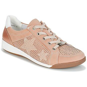 Boty Ženy Nízké tenisky Ara ROM Růžová