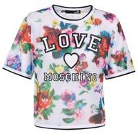 Textil Ženy Halenky / Blůzy Love Moschino W4G2801 Bílá