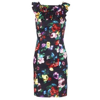 Textil Ženy Krátké šaty Love Moschino WVG3100 Černá
