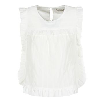 Textil Ženy Halenky / Blůzy See U Soon 8111036 Bílá
