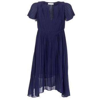 Textil Ženy Krátké šaty See U Soon 8121119 Tmavě modrá