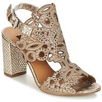 Boty Ženy Sandály Mimmu 567J1A Zlatá