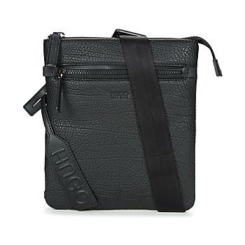 Taška Muži Malé kabelky HUGO-Hugo Boss VITORIAN S ZIP Černá