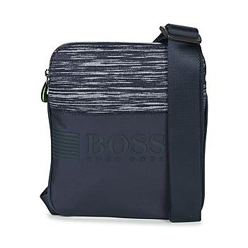Taška Muži Malé kabelky Hugo Boss Green PIXEL K S ZIP Tmavě modrá