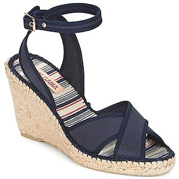 Boty Ženy Sandály Pare Gabia KLINADA Tmavě modrá