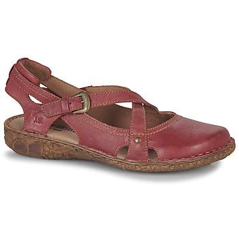 Boty Ženy Sandály Josef Seibel ROSALIE 13 Červená