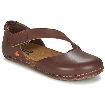Boty Ženy Sandály Art CRETA 442 Hnědá