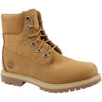 Boty Ženy Polokozačky Timberland 6 In Premium Boot W brun