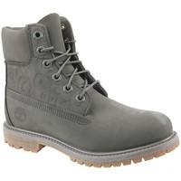 Boty Ženy Polokozačky Timberland 6 In Premium Boot W gris