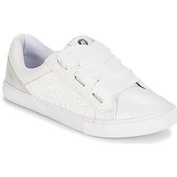 Boty Dívčí Nízké tenisky Unisa XICA Bílá