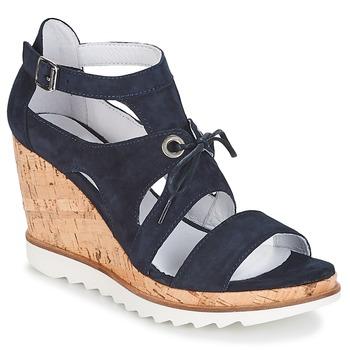Boty Ženy Sandály Regard RYACAS Modrá